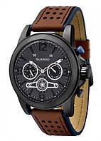 Чоловічі наручні годинники Guardo P11177 GrGrBr