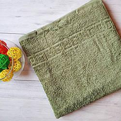 Полотенца лицевые 50х90 100% Хлопок, Туркмения, Плотность 500 ГР/М2