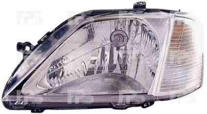 Фара передняя для Dacia Logan '04-08 левая (FPS) механическая
