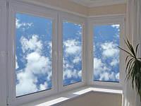Металлопластиковые балконные рамы (под ключ)