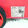 Газонокосилка электрическая Agrimotor FM 3813, электрогазонокосилка с контейнером, газонокосилка на колесах, фото 5
