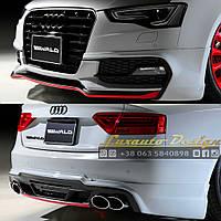 Обвес стиль WALD для Audi A5 SPORTBACK 2012-16