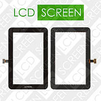 Тачскрин (touch screen, сенсорный экран) для планшетов Samsung P3100 P3110 Galaxy Tab2 Wi-Fi, черный