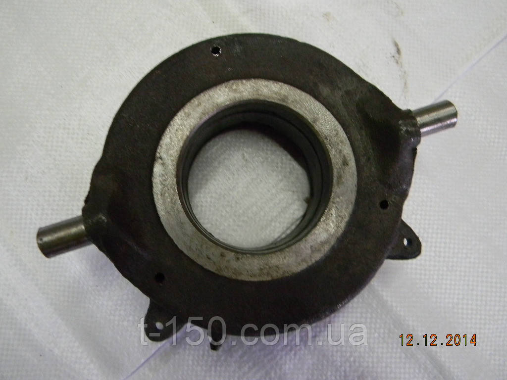 Кожух муфты выключения СМД-60 в сборе (отводка, выжимной подшипник, 60120) (01М-21с9)