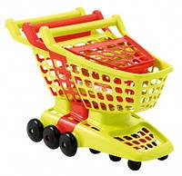 Игрушечная тележка для супермаркета Ecoiffier