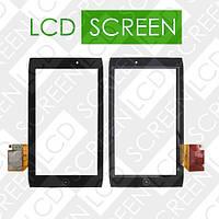Тачскрин (touch screen, сенсорный экран) для планшета Acer Iconia Tab A100, черный