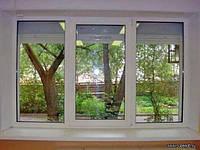 ПВХ окна с тонировкой