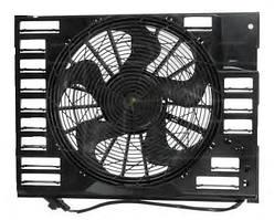 Вентилятор радиатора BMW 7 (E65 / E66) 01-08