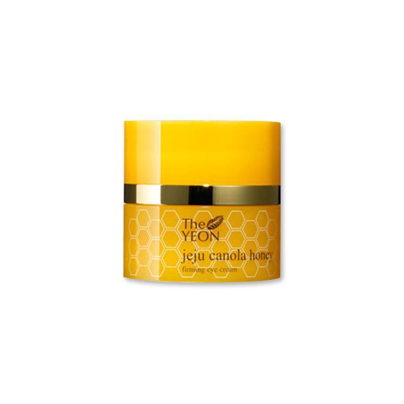 Крем для глаз с рапсовым медом от морщин укрепляющий Jeju Canola Honey Firming Eye Cream The YEON - 30 мл
