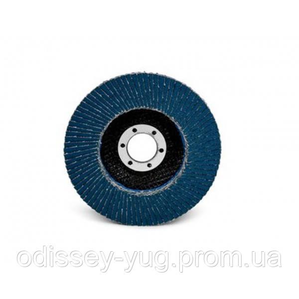 Шлифовальный круг 3М 566A P60 125мм Х 22 мм,  лепестковый торцевой конический