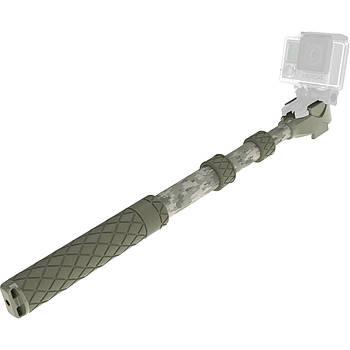 """Монопод Goscope Boost 13""""- 26"""" (33-66см) Лесостепной Камуфляж со съемным креплением для пульта Wi-Fi GoPro"""