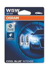 """Автомобильные  лампы """"OSRAM"""" W5W (CBI)(4000K)"""