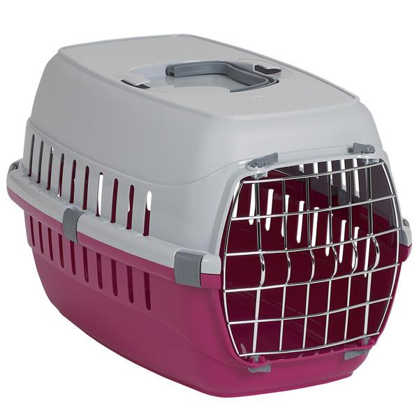 Moderna РОУД-РАННЕР 1 переноска для собак и котов с метал. дверью, 51Х31Х34 см