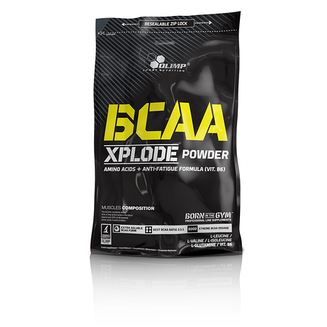 Olimp BCAA Xplode 1 kg, фото 2