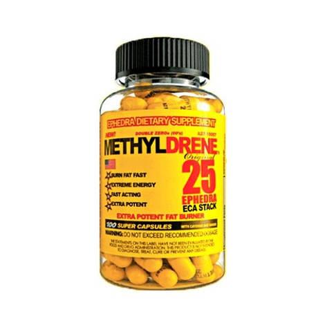 Cloma Pharma Methyldrene caps 100, фото 2