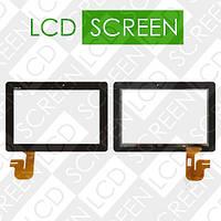 Тачскрин (touch screen, сенсорный экран) для планшета Asus Eee Pad TF201, черный