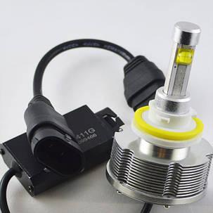 Комплект светодиодных ламп в основные фонари под цоколь Н11/H8 30W 3000 Люмен/комплект, фото 2