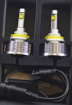 Комплект светодиодных ламп в основные фонари под цоколь Н11/H8 30W 3000 Люмен/комплект, фото 3