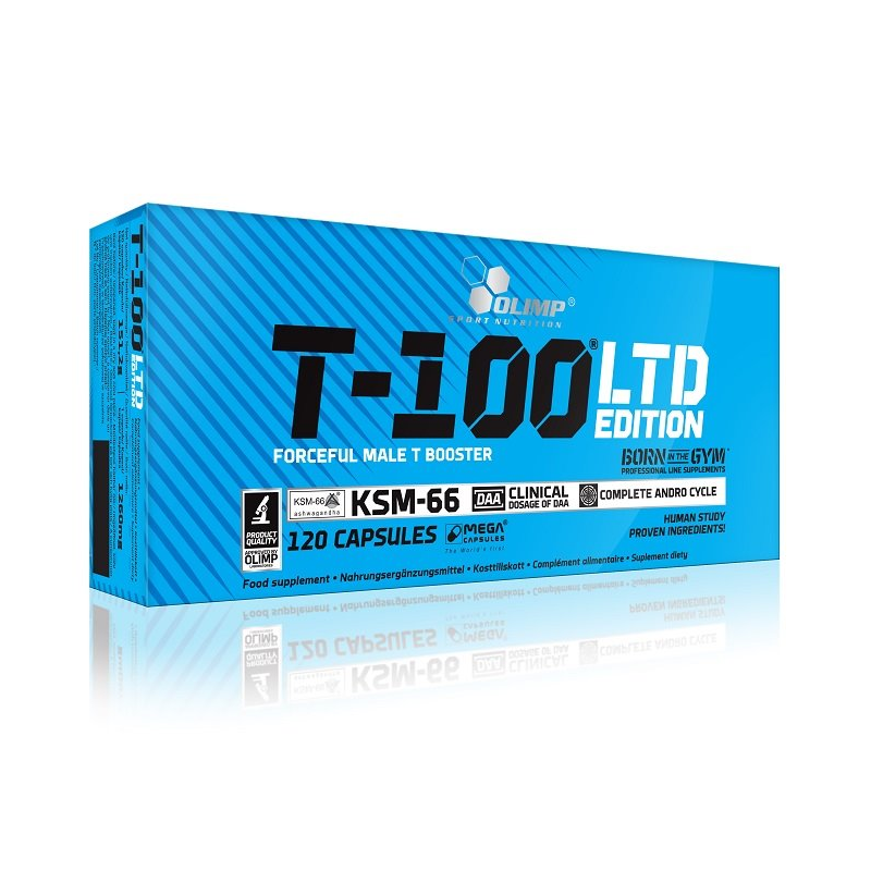 OLIMP T-100 LTD Edition 120 caps