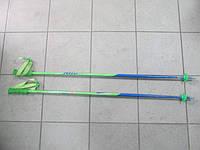 Лыжные палки Atomic 115cм. б/у.
