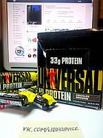 Universal Nutrition Hi Protein Bar 85г Шоколад Брауни, фото 1