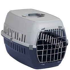 Moderna РОУД-РАННЕР 2 переноска для собак с металлической дверью, 58Х35Х37 см