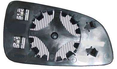 Вкладыш зеркала левый с обогревом ASTRA H
