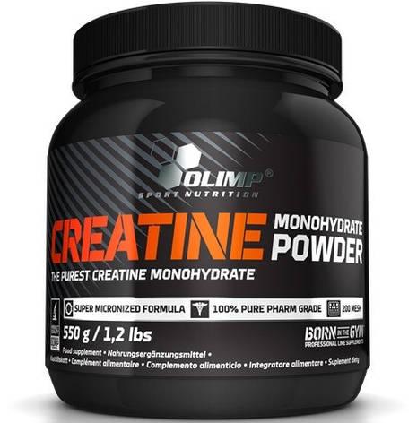 OLIMP Creatine Monohydrate Powder 550 g, фото 2