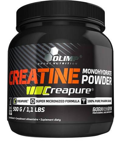 OLIMP Creatine Monohydrate Powder Creapure 500 g, фото 2