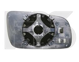 Вкладыш зеркала правый с обогревом хром A8 1998-02