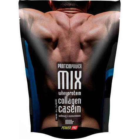 Power Pro Protein Power MIX 1 kg, фото 2