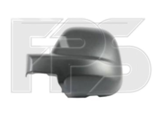 Крышка зеркала правая текстурная Berlingo 2012-