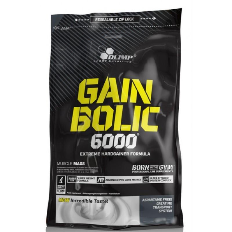 Висококалорійний гейнер Olimp Gain Bolic 6000 1 kg