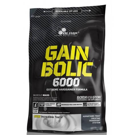 Висококалорійний гейнер Olimp Gain Bolic 6000 1 kg, фото 2