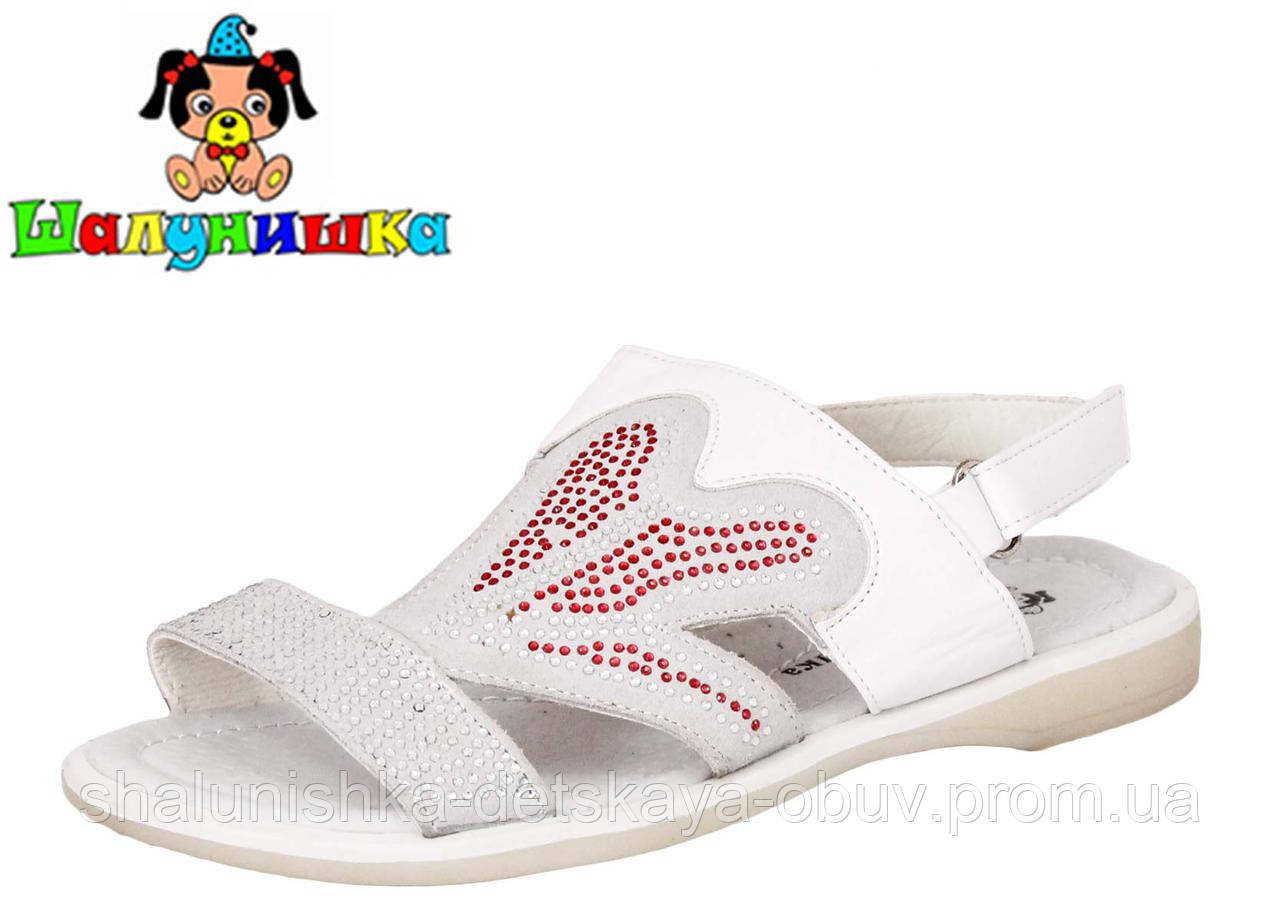 Летние сандалии для девочки 8646