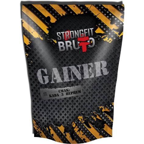 Strong Fit Gainer 908 g, фото 2