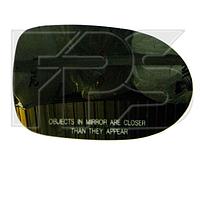 Вкладыш зеркала правый без обогрева Caliber 2007-11