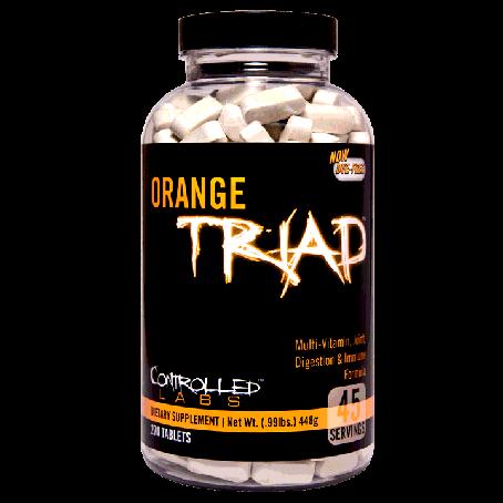 Controlled Labs Orange Triad 270 tab, фото 2
