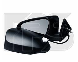 Зеркало левое электро с обогревом грунт 6pin с указателем поворота без подсветки Hyundai Elantra 2011-14