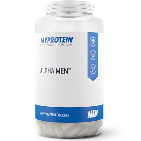 MyProtein Alpha Men 240 tabs, фото 2