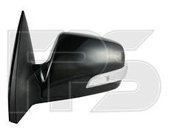 Зеркало левое электро с обогревом с указателем поворота без подсветки Sportage 2004-08
