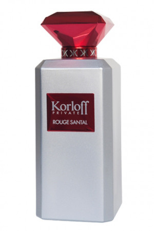 Korloff Paris KORLOFF PRIVATE ROUGE SANTAL туалетная вода тестер 88 ml  спрей - ParfumkaShop Интернет магазин afa825a815cf4