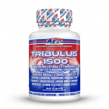 APS Tribulus 1500 90 caps, фото 2