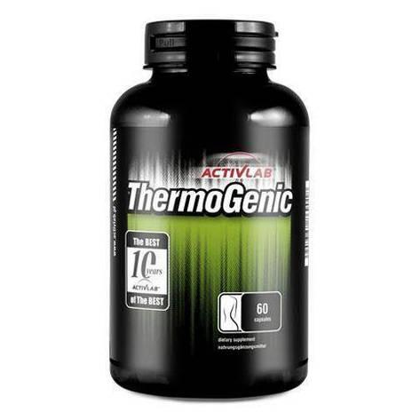 ActivLab ThermoGenic 60 caps, фото 2