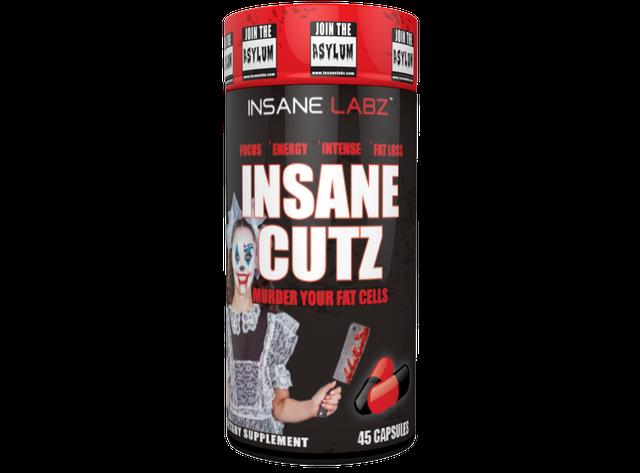 Insane Labz Insane Cutz 45 caps, фото 2