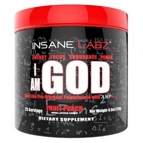 Insane Labz I Am GOD 25 serv, фото 2