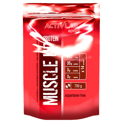 ActivLab Muscle Up Protein 700 g, фото 2