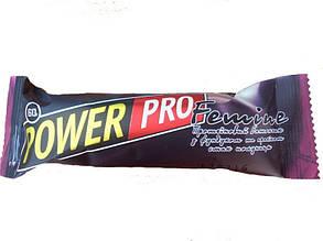 Power Pro Protein bar Femine 20 х 60 g