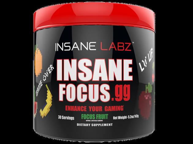 Insane Labz Focus.gg 30 serv, фото 2