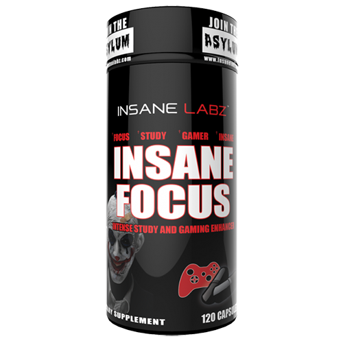 Insane Labz Insane focus 120 caps